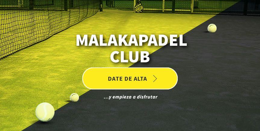 Malakapadel Club, date de alta